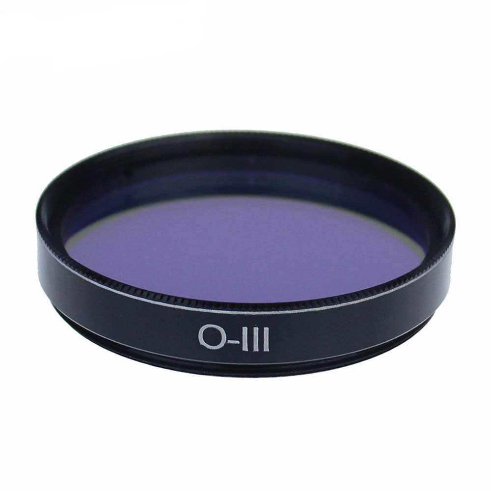2Inch O-III circle Filter glass nebula Filter filtro telescopio astronomic Astronomical Telescope Monocular Binocular