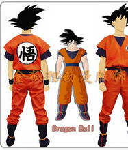 Dragon Ball Z Cosplay GoKu cosplay costume