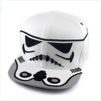 Star Wars Stormtrooper Snapback Cap