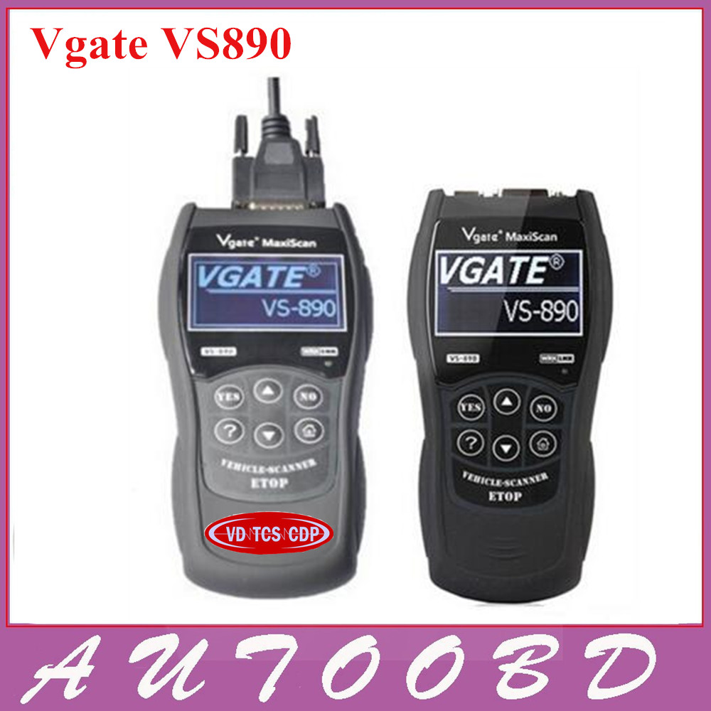 ᗖ2016 VS890 OBD2 lector de código universal vgate VS890 OBD2 ...