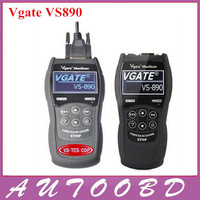 2015 VS890 OBD2 Code Reader Universal VGATE VS890 OBD2 Scanner Multi Language Car Diagnostic Tool Vgate
