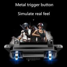 цены DSstyles 2000/4000mAh Charger Power Bank Heat Dissipation Cooling Fan Gamepad Joystick Hand Grip Fire Aim Key for Mobile Phone PUBG