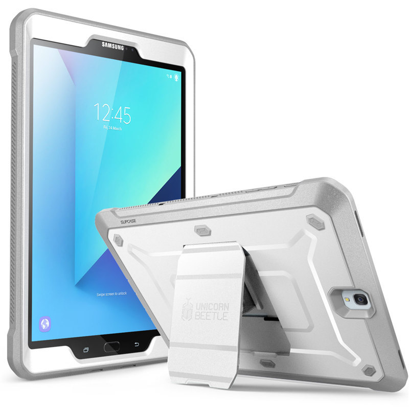 For Samsung Galaxy Tab S3 9.7 Case UB Pro Full-Body Rugged Hybrid Protective Defense Case With Built-In Screen Protector