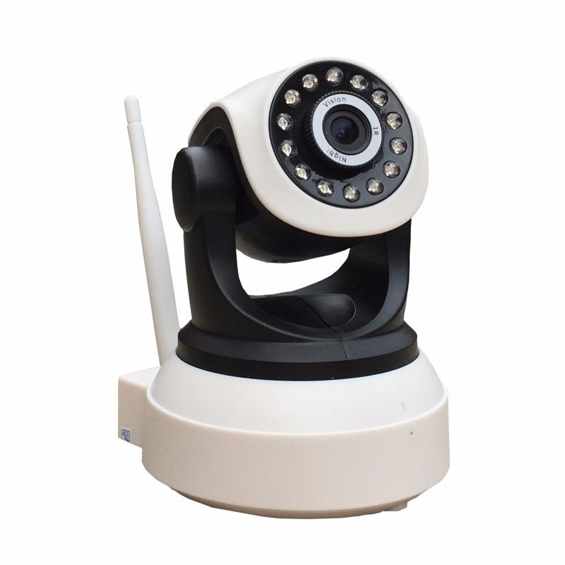купить WiFi IP Security Camera P2P Wireless CCTV Camera Home Security Surveillance ONVIF PTZ Two-way Audio IR-Cut Night Vision Webcam по цене 2313.95 рублей