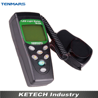 Handheld Digital LED Light Level Meter Lux Meter TM209