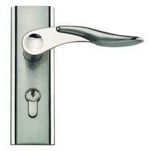 Цинковый сплав рычаг рукоятка дверь замок