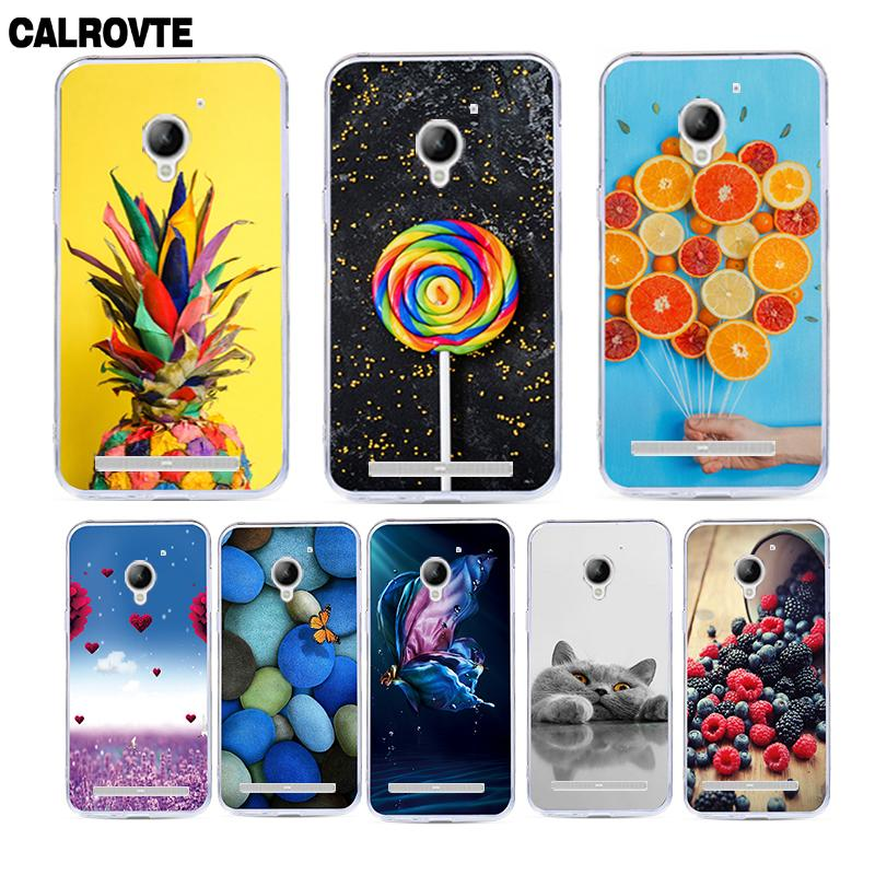 Case For Lenovo Vibe C2 Cover Soft Silicone Fundas For Lenovo C 2 K10a40 5.0 inch Back Phone Case for Lenovo vibe c2 Power Case