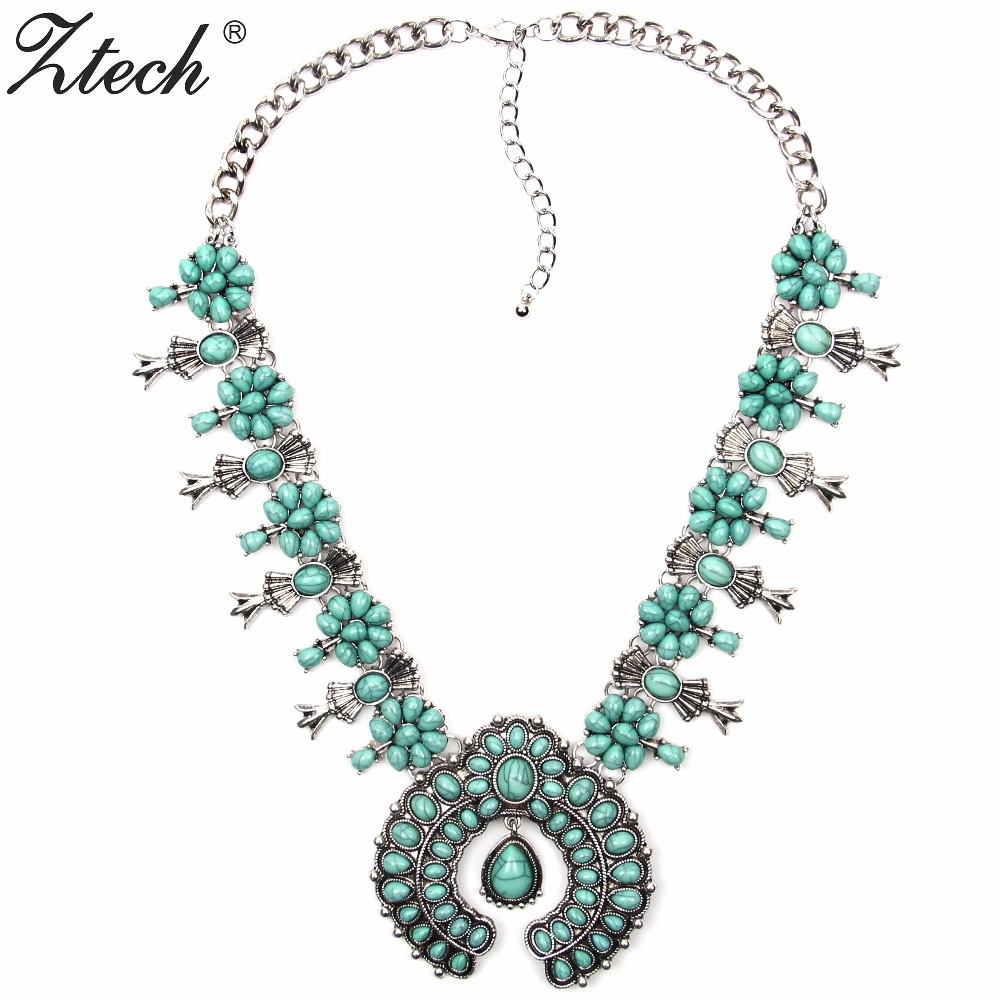 Ztech 2017 New Trendy Classic Jewelry Women Long Pendant Necklaces Maxi Statement Necklace Choker Collar Fashion Jewellry