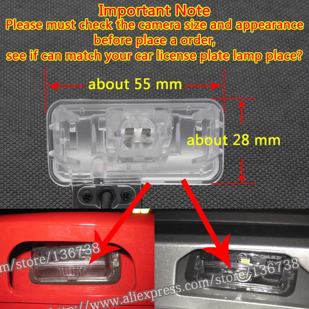 Voiture CCD LED De Sauvegarde Parking Moniteur Sans Fil Vue Arrière Caméra pour Toyota Corolla Levin YARiS L Verso Camry Highlander Kluger Vios