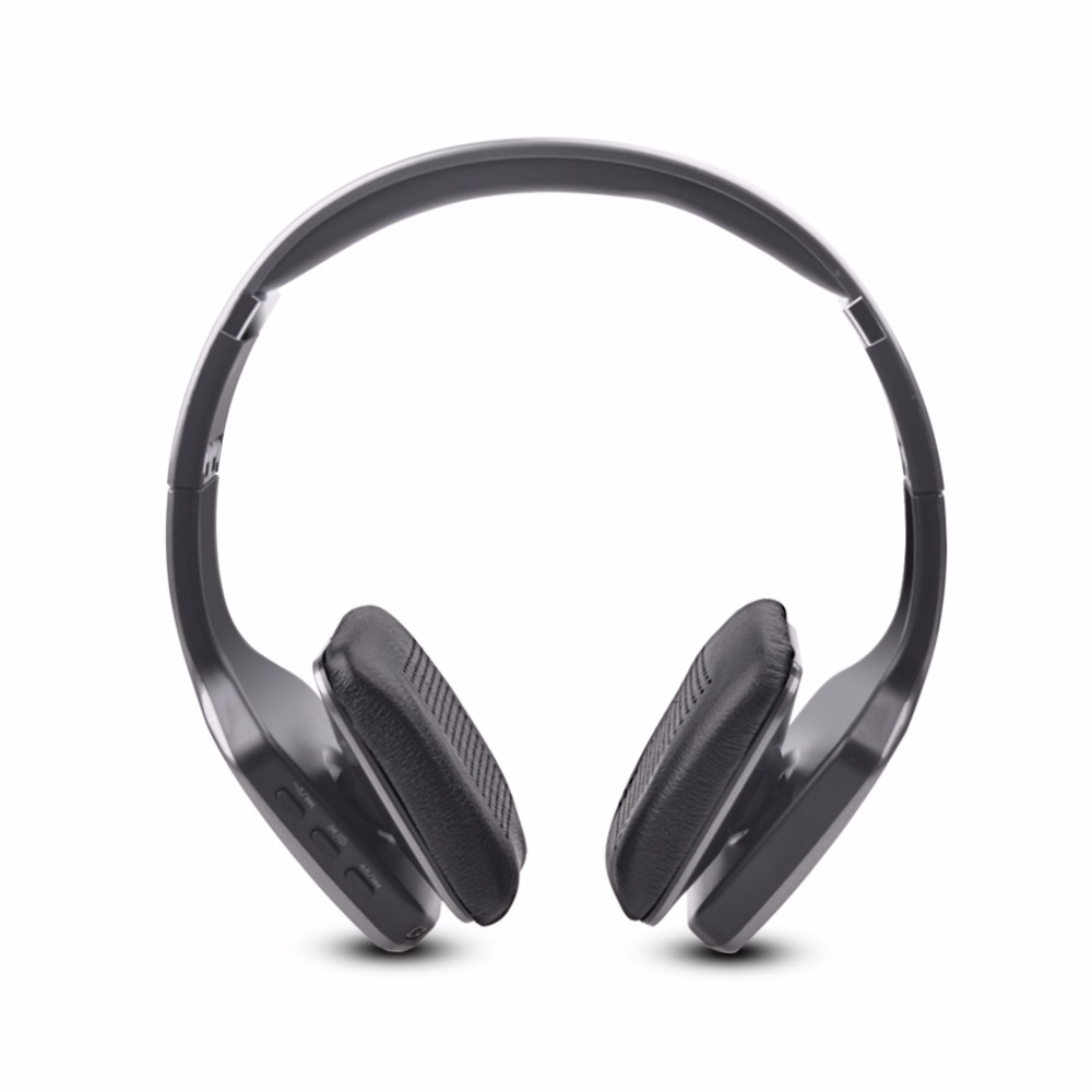 ihens5 wireless bluetooth Headset foldable sport wireless headphones with built in MP3 player fm receiver SD card mic for phone 15