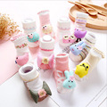 10 pairs/pack 3D Animals socks for baby Cotton Sock infant soft socks catoon owl/bunny boy/girls clothing spring autumn