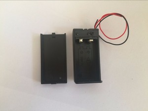 Image 4 - 10PCS  9V Battery Holder Box Case with Wire Lead ON/OFF Switch Cover Case