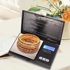 <+>  Профессиональные Цифровые Весы 1000 г 0.1 г ЖК-Мини Электронные Весы Ювелирные Изделия Золото Серебр ①