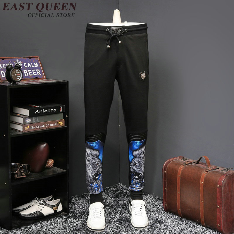 Traditional Chinese Clothing Chinese Traditional Clothes For Men Oriental Mens Clothing Kung Fu Uniform Men Pants  KK633 W
