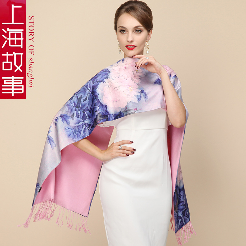2016 Fashion Designer Ladies Big Scarf Womens