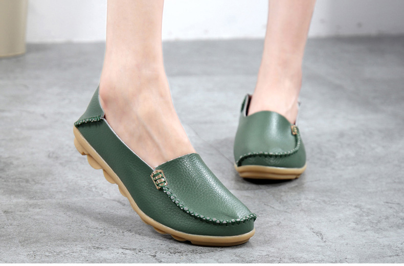 AH912 (25) women's loafers shoe