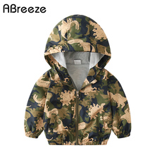 New spring autumn children tops clothing 2Y 4Y 7Y camouflage print baby