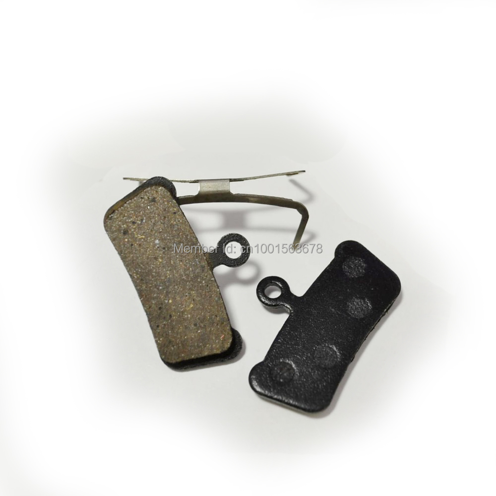 Semi Metal Bicycle Disc Brake Pads Avid  Sram Xo Xo Trail Incl Spring 4 Pairs (2).jpg