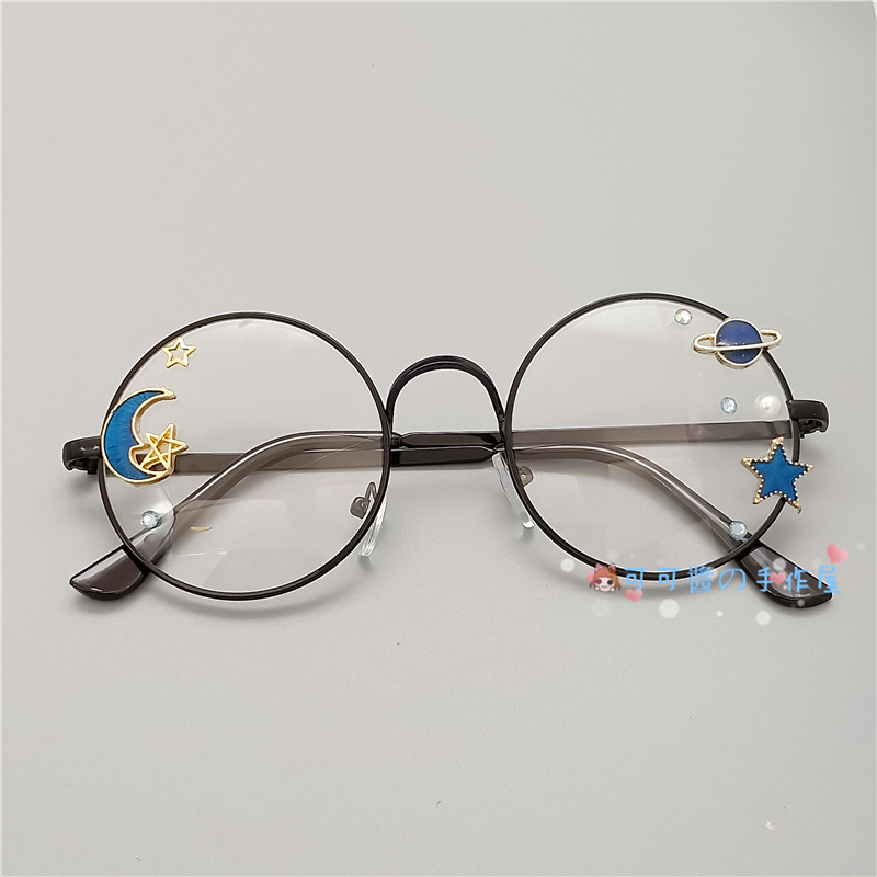 Lolita Harajuku Kawaii Glasses 3