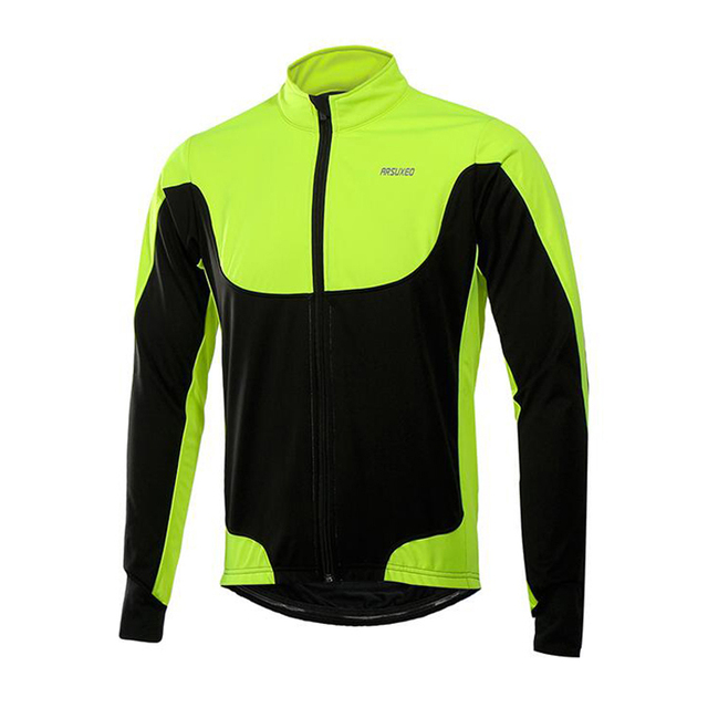 Top Quality Men Cycling Jacket Bike Racing Winter Fleece Cycling Jackets  Windproof Cycling Clothes Ciclismo Jersey ece2941f9