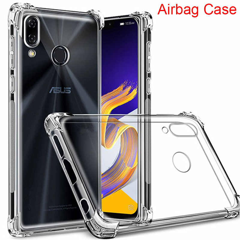 Gasbag Phone Case for Asus Zenfone Max Pro M2 Case for Zenfone Max Pro M1 Airbag Case for Zenfone Max M2 ZB601KL ZB631KL ZB633KL