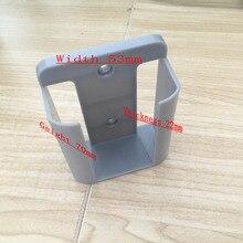 CN KESI (gris) para TV aire acondicionado, soporte de Control remoto para aire acondicionado Gree, montado en la pared, 2,0 pulgadas * 0,8 pulgadas * 2,7 pulgadas (53mm * 22mm * 70mm) 1 Uds.