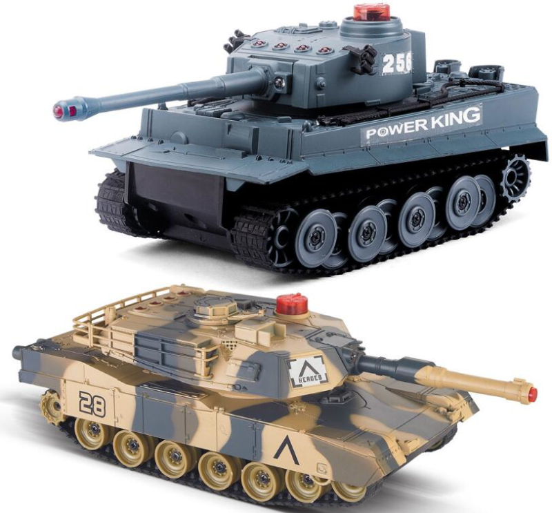 2pcs Rc tank 508A boy toys land and water amphibious remote control rc battle tank educational toy kids best gift toy model baby toys rc tank boy toys amphibious tank 4ch 1 30 large rc tank toy remote control tank fire bb bullets shooting gift for kids
