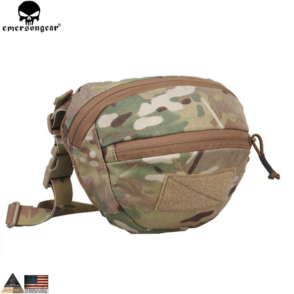 Pochettes tactiques d'armée de Style Maka EMERSONGEAR pochette Multicam Muliticam MCBK MCAD EM5756