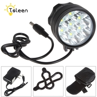 49 Off TSLEEN 7 XM L T6 LED Bicycle Light Outdoor Cycling Racing Rechargeable Head Torch