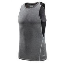 Mens Running Vest Quick Dry Undershirt Sport Man Singlet Men Fitness Top T813