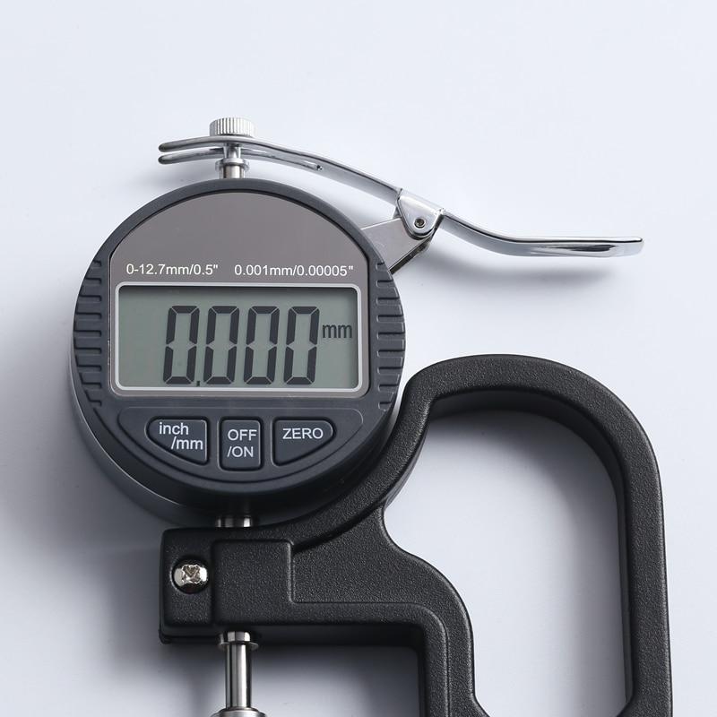 0,001 mm elektrooniline paksusmõõtur 10mm digitaalne mikromeeter - Mõõtevahendid - Foto 3