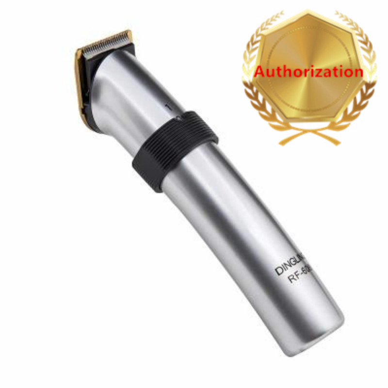 DEARLIN DINGLING RF608 Electric Hair  Trimmer Rechargeable Willess Hair Clipper Trimmer Shaver Razor FREE SHIPPING