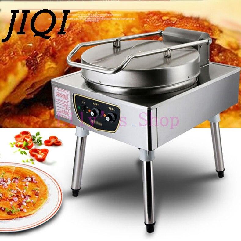 Desktop electric baking pan Electric pancake machine Puff pastry machine Heating wire EU US plug