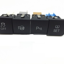 OEM PLA 2,0 OPS PDC переключатель TPMS набор ASR кнопка переключения для VW Golf 6 MK6 Jetta Scirocco Touran