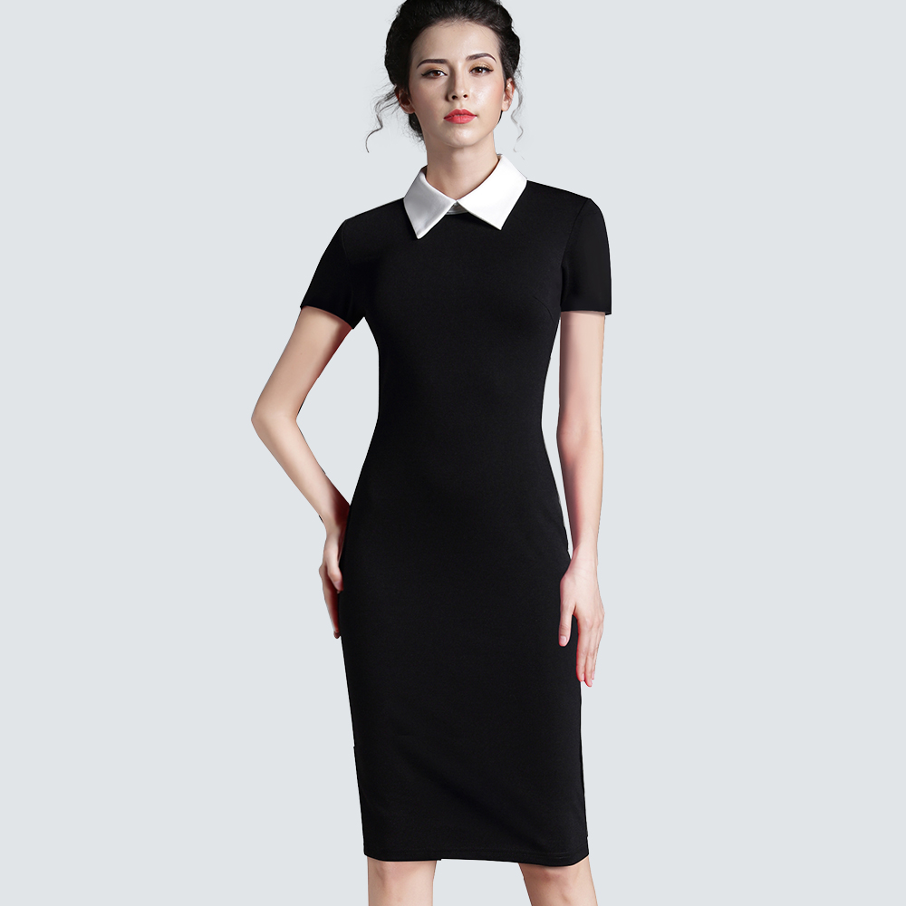 c801a19683 top 8 most popular evening black dresses with sleeves brands and get ...