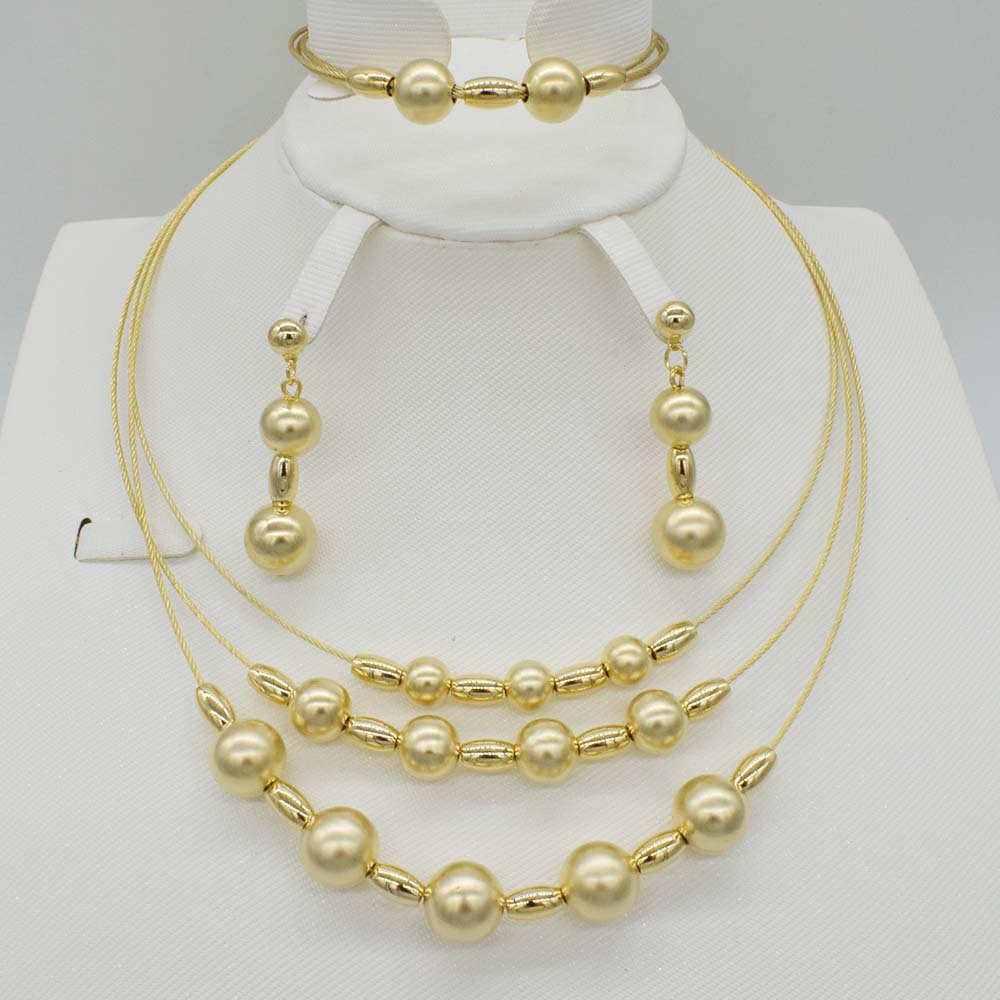 2017 new top quality italy dubai jewelry set for women for New top jewelry nyc prices