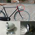 Motocicleta Super Brillante 5 LED Luz Delantera de la Bicicleta Ciclismo Faro de La Vendimia Retro Cabeza de la Niebla Lámpara de Noche