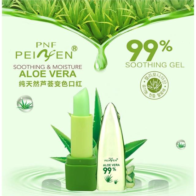 PNF Brand Aloe Vera Natural Moisturizer Lipstick 1