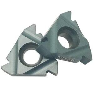 Image 4 - 10 Chiếc 16ER 0.5/0.75/1/1. Năm 25/1. Năm 5/1.75/2/2.5/3/3.5 ISO LDA Carbide Chèn, CVD Lớp Phủ, Cắt Thép Và Thép Đúc Đặc Biệt Cung Cấp