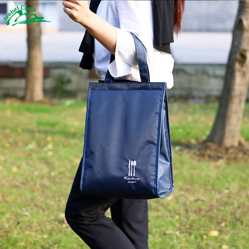 Jeebel 14L Portable Lunch Bag Box Bag Coolers Insulated for Women Kids Lunch Bags Daily Thermal Food Bags Container Picnic Tote