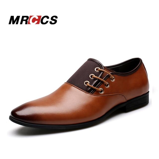 Mrccs New Gentle Men S Fashion Dress Shoes Leather Oxford Shoes