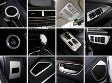 silver item for dongfeng DFSK 580 Interior decoration Gear box Instrument outlet decorate frame(China)