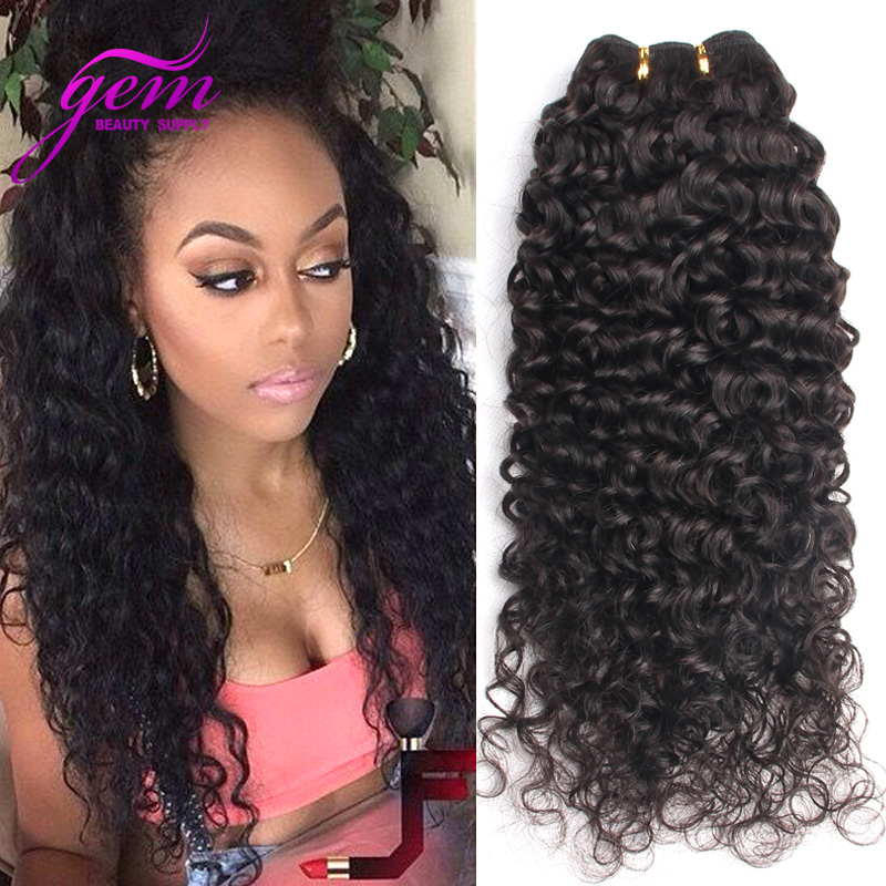 Peruvian Curly Virgin Hair 4 Bundles 6A Peruvian Virgin Hair Gem Peruvian Deep Curly Afro Kinky Curly Human Hair Extensions 100G