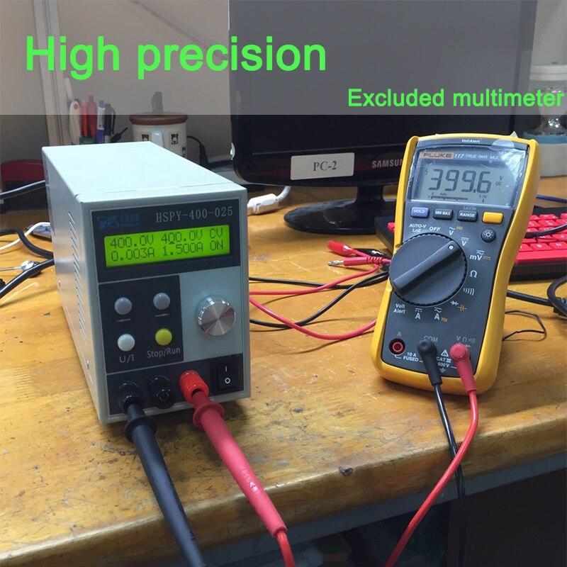 Регулируемая программируемый лаборатории импульсный источник питания 30 В 5A 10A/36 В 3A/120 В 1A/400 В 1A питания постоянного тока