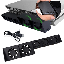 PS4 Accessories Cooling Fan Play Station 4 Host Cooler Exter
