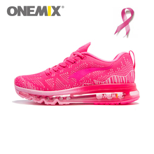 Original ONEMIX Brand Women Running Shoes Weaving Breathable Mesh Outdoor Sports Athletic Lightweight Sneakers Free Ship