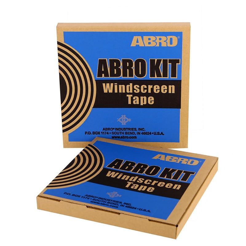 GZTOPHID  ABRO SNAKE BUTYL WINDSCREEN SEALANT ADHESIVE FOR HEADLAMP SEALING free shipping сумка abro 027367 18 91