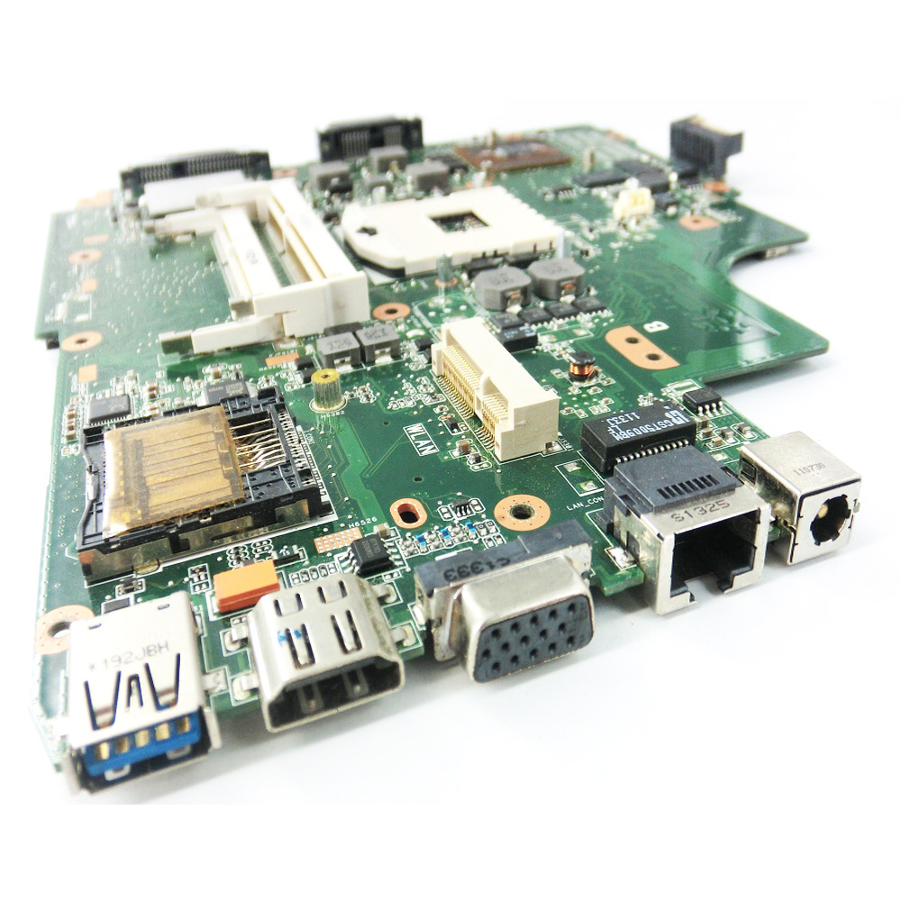 Купить с кэшбэком K43SJ GT520M 512M Mainboard REV 4.1 For ASUS X43S A43S K43S A84S A84S A43S K43SV K43SJ K43SM Laptop Motherboard 100% Tested