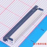 50 Pz 0.5mm 50 P Modalità Cassetto Basso Tipo di Contatto Pin 0.5mm Passo FFC FPC Connettore