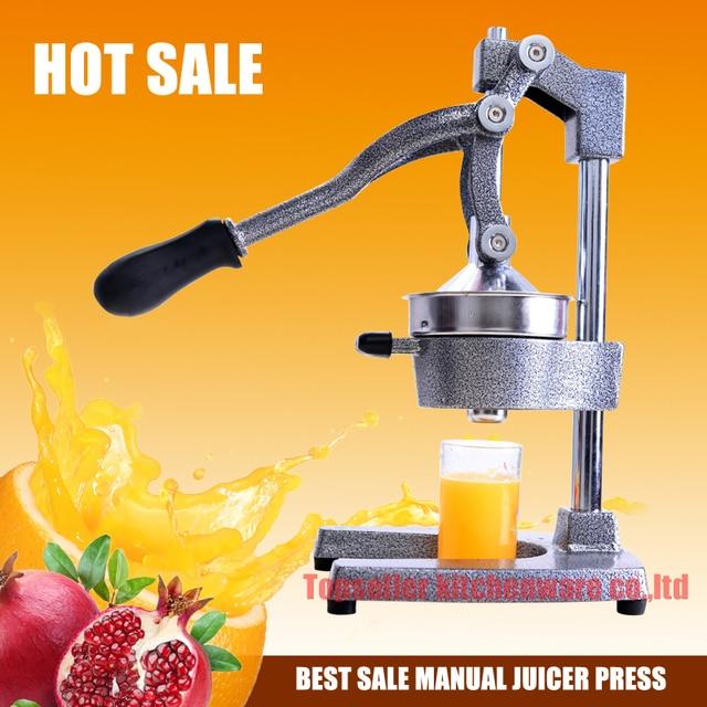Free shipping-commercial orange juicer press,pomegranate juice squeezer,citrus juicer press,manual fruit juicer,fruit squeezer